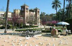 Edificios exposición del 29, Sevilla