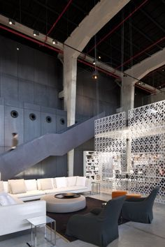 The Shell and its Contents – Italia B & B Showroom / Pitsou Kedem Architects - Tel Aviv - Israel