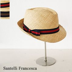 Raffia Ribbon with Santelli Francesca turu Hat * Ref38652/SM38652-