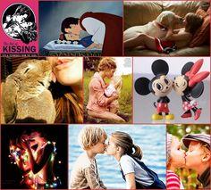 Beijar é uma forma de dizer aquele sentimento que não coube na palavra.