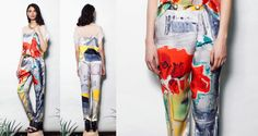 ARGO - Ardent Poppies Trousers