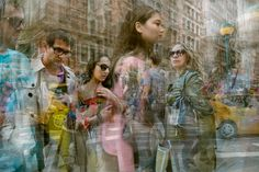 Multiple Exposure Photos by Christian Stoll – Inspiration Grid | Design Inspiration