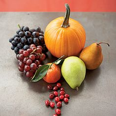 Healthy Fall Produce. Check out this guide to what's in season during the Fall.