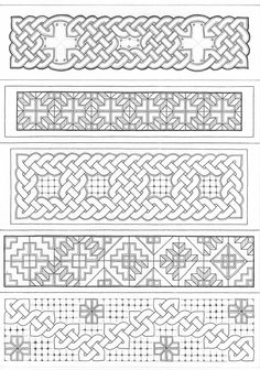 Celtic Inspired Design, bladwijzers, 2015-02-24, http://wittewaterlelie.blogspot.nl/