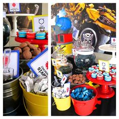 Transformers  Birthday Party Ideas | Photo 1 of 8