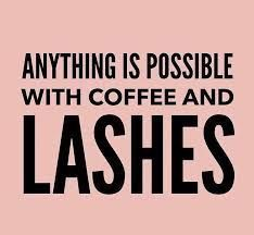 Make your day rock with amazing lashes (and coffee helps too)! Lash Boost will give you the lashes you dream of!