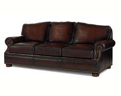 Burgandy leather sofa ideas for new house pinterest for Bob timberlake sectional sofa