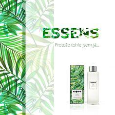 ESSENS Home Perfume - WOODEN DREAM  Pohodová, čistá a po relaxaci volající vůně s prvky pačule, pelargónie, eukalyptu v jedinečné kombinaci s citronem a nádechem ylang ylang. Více na http://www.essens -czech.cz
