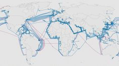 With the exception of a few islands and inland countries, most of the world now has access to at least one internet fast lane.