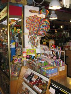 Granville Island Market Granville Island, Pinball, Bubbles, Canada