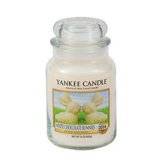White Chocolate Bunnies - Candles - Yankee Candle