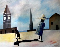 Our database has art auction market prices for Charles Blackman, Australia and other Australian and New Zealand artists covering the last 40 years sales. Australian Painters, Australian Artists, Alice In Wonderland Series, Sidney Nolan, Modern Artists, Art Auction, Landscape Art, Art World, Silhouettes