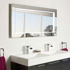 Roper Rhodes Affinity 1200mm Fluorescent Illuminated Mirror