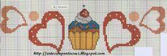 Sandrinha Ponto Cruz: Cup Cake