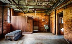 Trans-Allegheny Lunatic Asylum - Milsteen