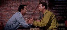 West Side Story Characters, Running London, West Side Story 1961, Richard Beymer, Russ Tamblyn, George Chakiris, Street Film, Robert Wise