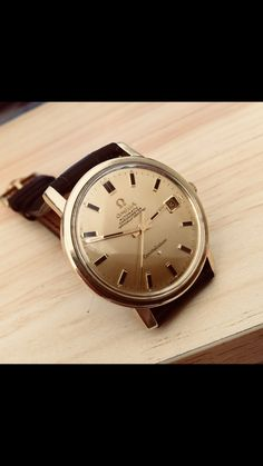 Omega Constellation Chronometer Cal 564 Automatic men's vintage watch