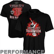 Under Armour Texas Tech Red Raiders Student Performance T-Shirt - Black