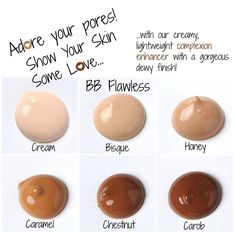Order your BB Flawless Complexion enhancer! Available now in 6 shades, provides light coverage, no heavy feeling, evens skin tone, leaves a Matte finish. https://www.youniqueproducts.com/White