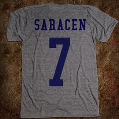 MATT SARACEN PLAYER T Love Friday Night Lights!!