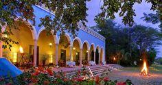 Hacienda Santa Rosa, Haciendas en Yucatán, Haciendas en México