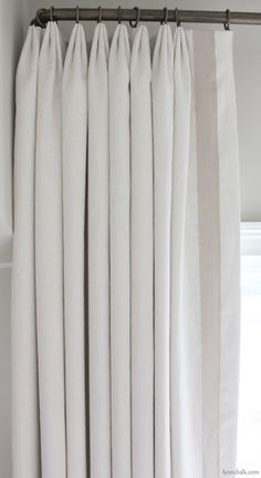 Custom Euro Pleated Drapes In Kravet Dublin Linen (Comes In Over 50  Beautiful Colors)