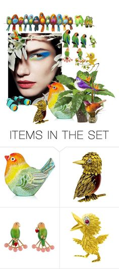 """Bird's Eye View"" by rosalindmarshall ❤ liked on Polyvore featuring art"