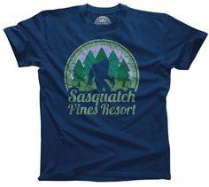Men's Sasquatch Pines Resort T-Shirt