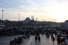 Eminönü Square - Istanbul