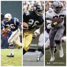 The many uniforms of Preston Pearson. Pittsburgh Sports, Preston
