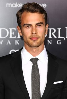 Theo James aka sexiest man ever created