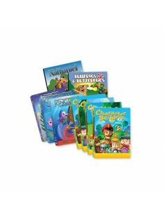 Complement your preschooler's homeschool education with the Horizons Preschool Multimedia Set. This package contains captivating stories on DVDs and unforgettable Christian songs on CDs that coordinate with lesson themes presented in the Horizons Preschool Curriculum Set.
