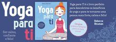 Sinfonia dos Livros: Novidade Nascente | Yoga para Ti | Rebecca Rissman...
