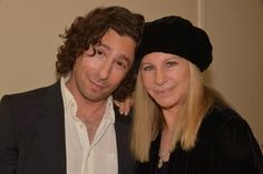 Barbra and Jason at Stop Cancer Gala on Nov. 23 at the Beverly Hilton Hotel.