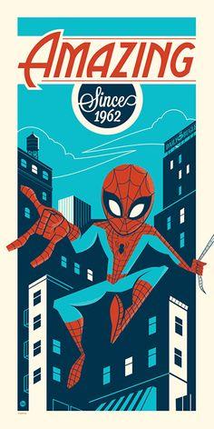 Spider-Man - Dave Perillo