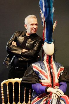 Jean Paul Gaultier, fashion's original enfant terrible, is celebrated in a new exhibition