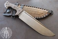 Miller Bros. Blades Swords, Knives and Tomahawks that are available for sale.