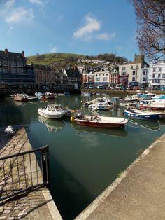'Safe Harbour' in Dartmouth, Devon, England by B Lowe