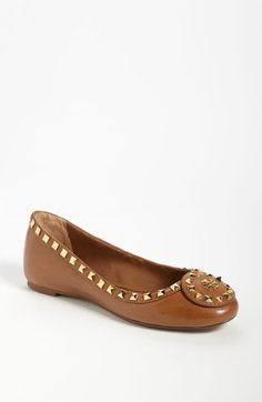 Tory Burch 'Dale' Ballet Flat available at #Nordstrom