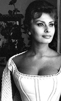 The beautiful, Sophia Loren