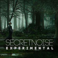 Experimental Cover Art