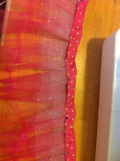 More than just a decoy baby: How to sew a layered TuTu...