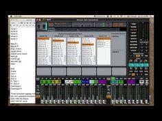 Behringer X32 - Board Setup Case Study - Jerry - YouTube