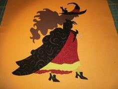 Witch Quilt.  LOVE, must try!