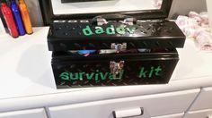 Daddy survival kit