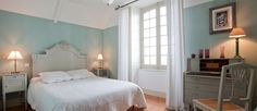 Capucine bedroom in lovely bed in Brittany