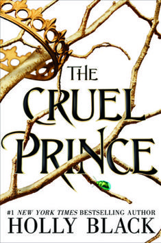 The Cruel Prince Holly Black // 2.5 stars // book review //    Young Adult, YA, fantasy, fae, faerie, faeries, romance