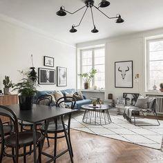 Vanadisplan 8 2 rok, 75 kvm  Styling @scandinavianhomes  Foto @kronfoto  Mäklare Robert Ljungström  35+ Best Inspiring Scandinavian Design & Decor for Room in Your Home