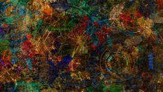 Colorful Background Photograph by Radoslav Nedelchev