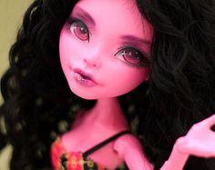 monster high gooliope jellington doll custom - Google Search